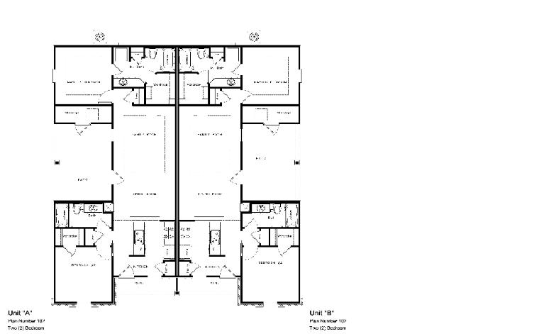 Accessible House Plans House Outline Free Buildings